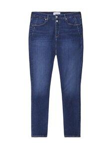 Calvin Klein Jeans Plus - HIGH RISE SKINNY PLUS -farkut - 1BJ DENIM DARK   Stockmann