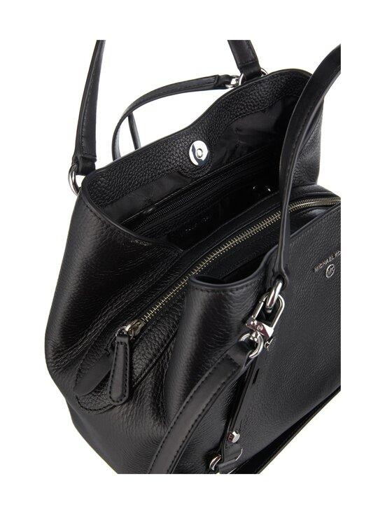 Michael Michael Kors - Carrie Medium Shoulder Bag -nahkalaukku - 001 BLACK | Stockmann - photo 3