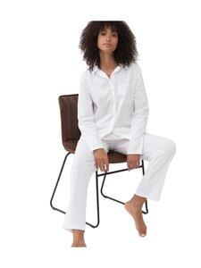 Mey - Pants Sleepsation -pyjamahousut - 1 WHITE   Stockmann