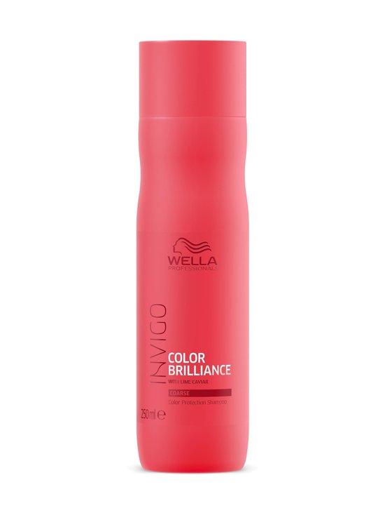Wella Invigo - Invigo Color Brilliance -shampoo paksuille ja karheille hiuksille 250 ml - NOCOL | Stockmann - photo 1