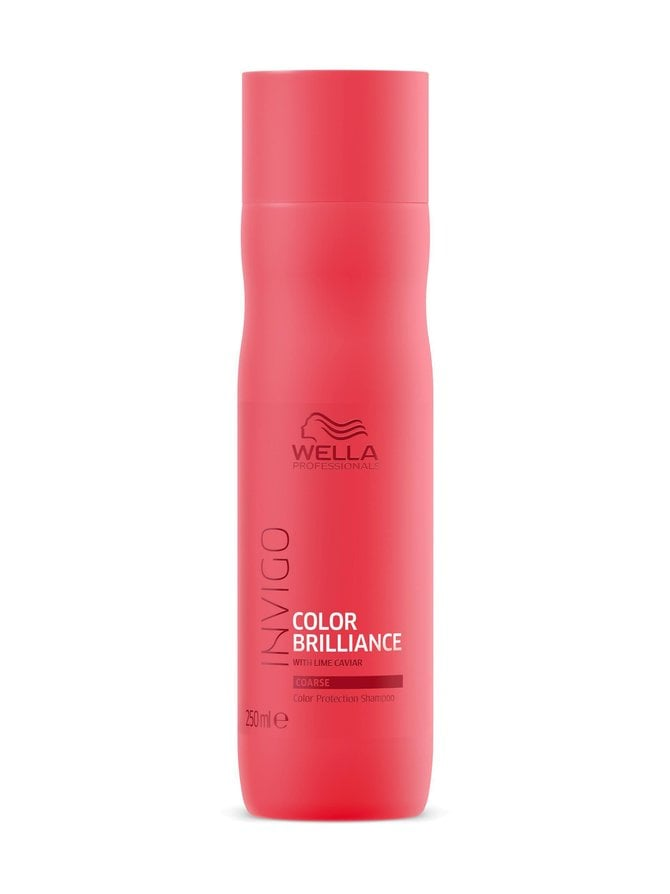 Invigo Color Brilliance -shampoo paksuille ja karheille hiuksille 250 ml