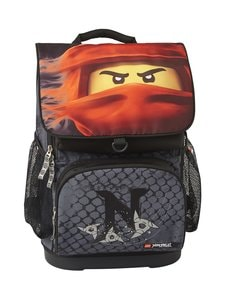 Lego - Optimo Schoolbag With Gymbag -reppu - 2001 - LEGO NINJAGO KAI OF FIRE | Stockmann