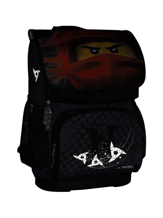 Lego - Optimo Schoolbag With Gymbag -reppu - 2001 - LEGO NINJAGO KAI OF FIRE | Stockmann - photo 6