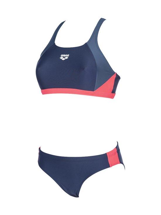 Arena - Ren-bikinit - NAVY, SHARK, FLUO RED | Stockmann - photo 3