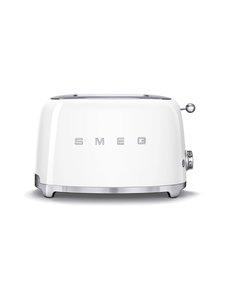 Smeg - TSF01WHEU-leivänpaahdin, 2 viipaleelle - VALKOINEN | Stockmann