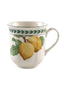 Villeroy & Boch - French Garden Modern Fruits Lemon -muki 0,48 l - LEMON   Stockmann