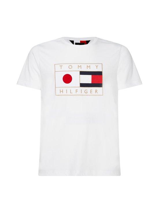 Japan Tokyo Flag Graphic Tee -paita