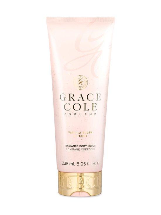 Grace Cole - Vanilla Blush & Peony Body Scrub -vartalokuorinta 238 ml - VAALEANPUNAINEN | Stockmann - photo 1