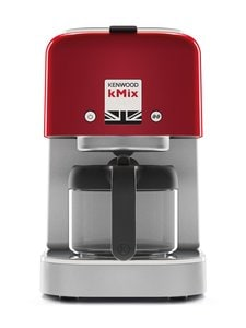 Kenwood - kMix COX750RD -kahvinkeitin - PUNAINEN | Stockmann