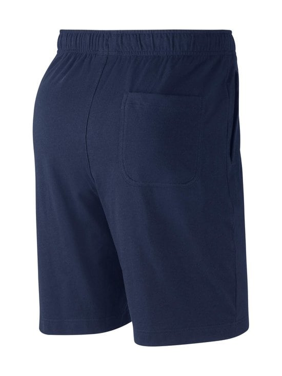 Nike - Sportswear Club Fleece -collegeshortsit - 410 MIDNIGHT NAVY/WHITE | Stockmann - photo 2