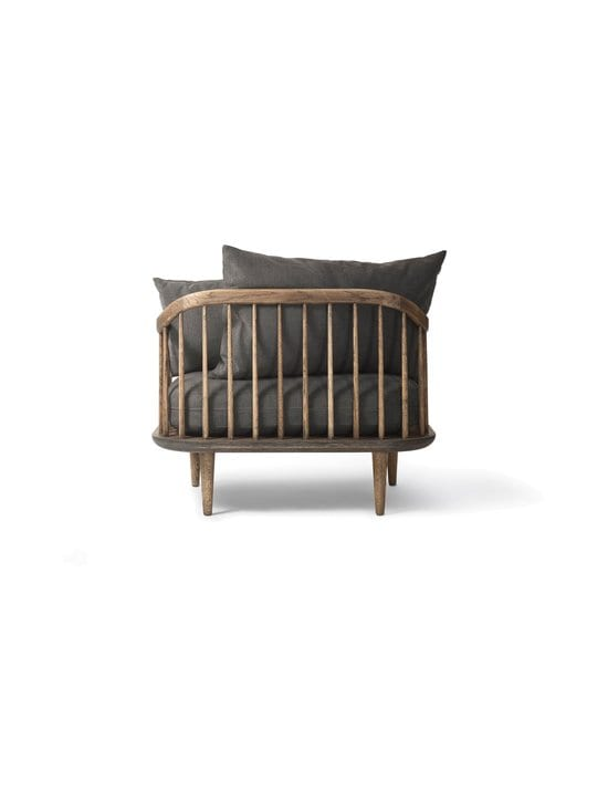 &tradition - Fly SC1 -tuoli - SMOKED OILED OAK / DARK GREY | Stockmann - photo 2