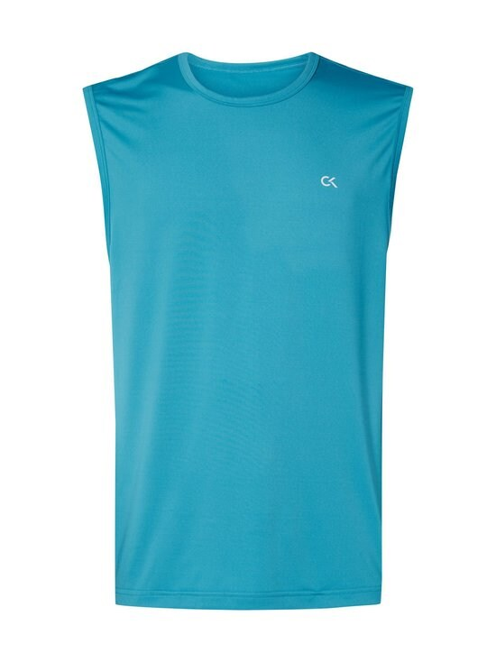 Calvin Klein Performance - Tank-treenitoppi - 491 BLUE MOON/MAJOLICA BLUE | Stockmann - photo 1