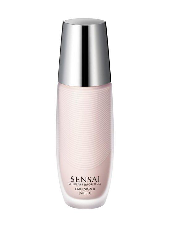 Sensai - Cellular Performance Emulsion II Moist -hoitoemulsio 100 ml | Stockmann - photo 1