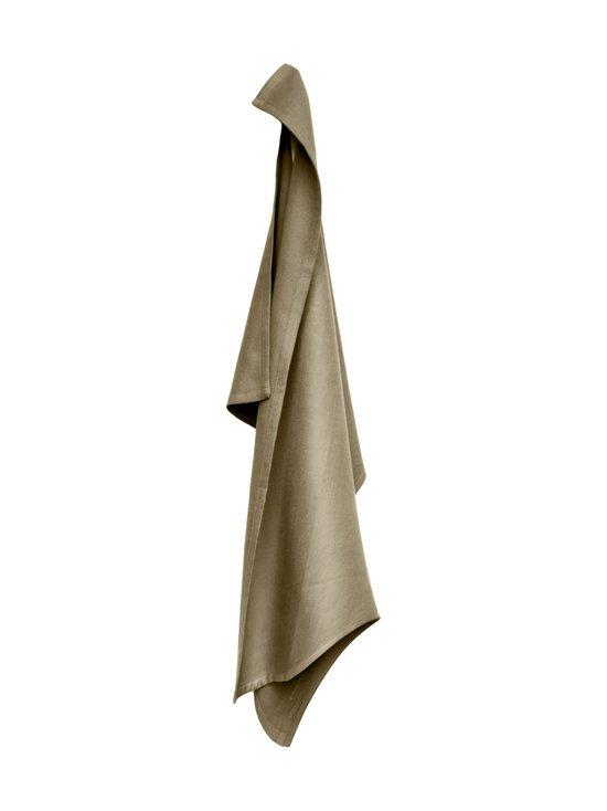 The Organic Company - Kitchen Towel -keittiöpyyhe 53 x 86 cm - CLAY (HARMAANBEIGE)   Stockmann - photo 1