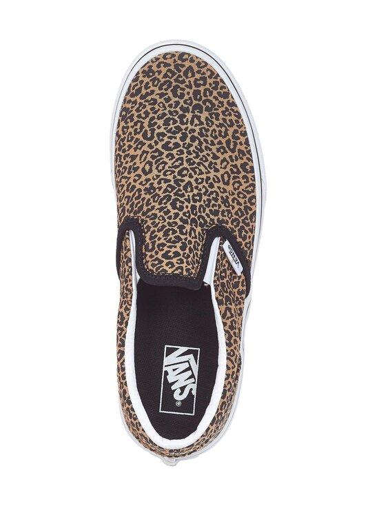 Vans - JN Classic Slip-On -kengät - LEOPARD/BLACK   Stockmann - photo 2
