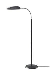 Gubi - Cobra Floor Lamp -lattiavalaisin - ANTHRACITE GREY SEMI MATT | Stockmann