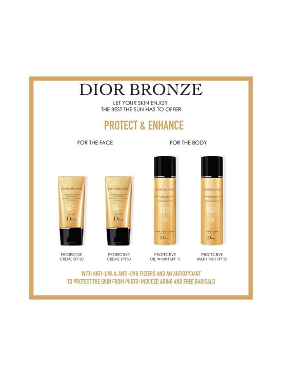 DIOR - Bronze Protective Milky Mist SPF50 -suihke 125 ml - NOCOL | Stockmann - photo 2
