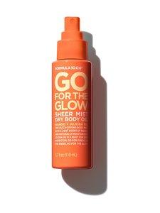 Formula 10.0.6 - Go For The Glow Body Dry Oil -kuivaöljy 110 ml - null | Stockmann