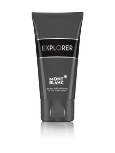 Montblanc - Montblanc Explorer After Shave Balm -voide 150 ml - null | Stockmann