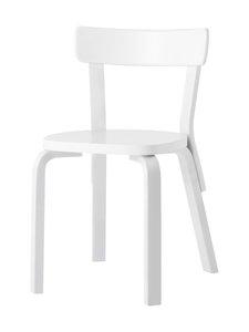 Artek - 69-tuoli, koottava - MAALATTU VALKOINEN | Stockmann