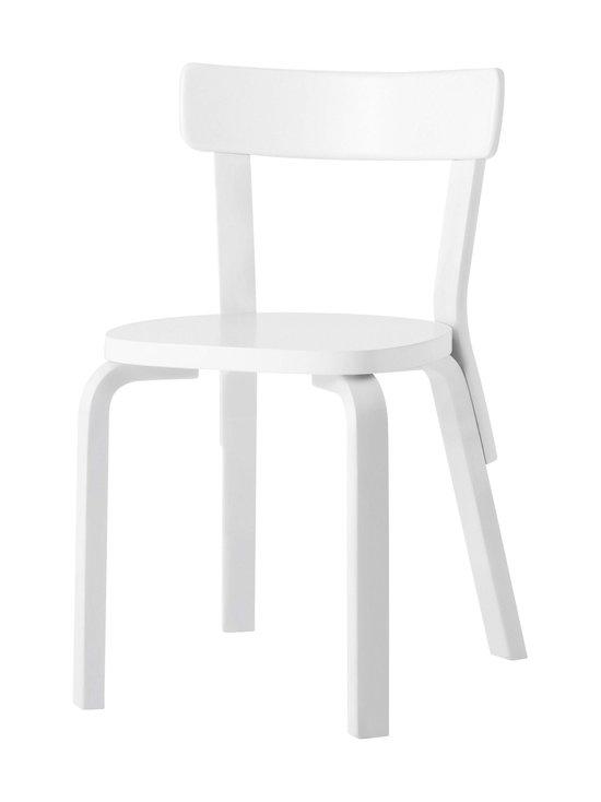 Artek - 69-tuoli, koottava - MAALATTU VALKOINEN | Stockmann - photo 1
