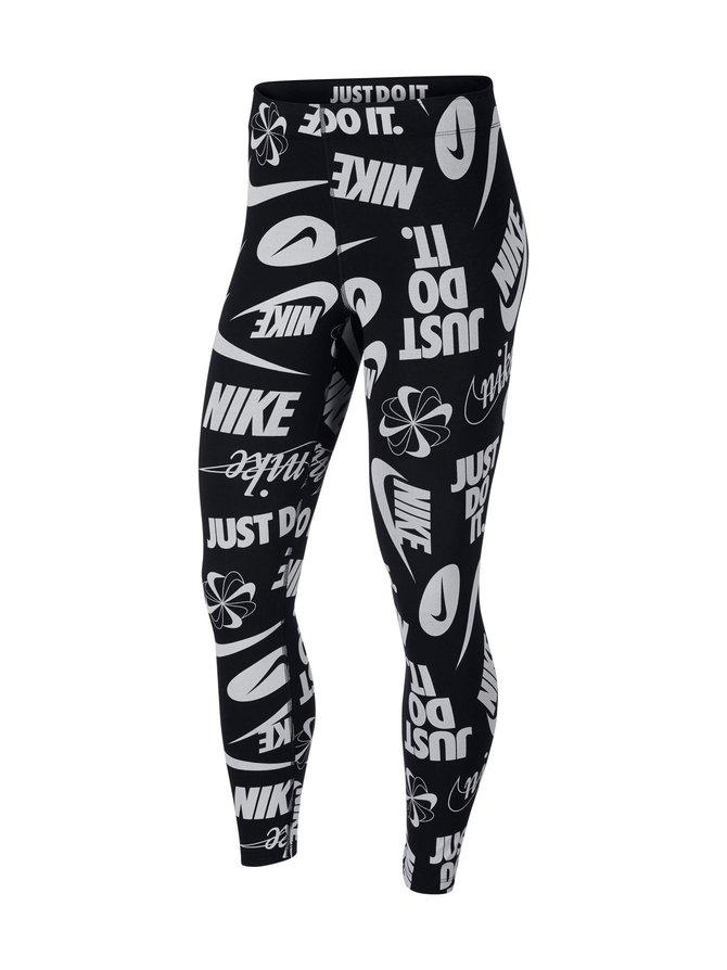 W Leg-A-See Logos -leggingsit