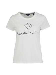 GANT - Lock Up -paita - 110 WHITE | Stockmann
