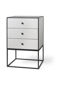 By Lassen - Frame Sideboard 49 -sivupöytä - LIGHT GREY | Stockmann
