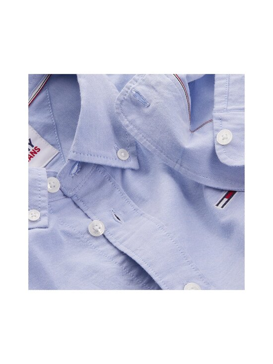 Tommy Jeans - Tjm Slim Stretch Oxford -kauluspaita - BLUELIGHT | Stockmann - photo 3