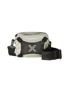Kenzo - Sport Shoulder Bag -laukku - DOVE GREY | Stockmann