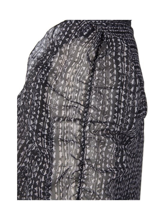 Neo Noir - Lesley Dotted Line Blouse -pusero - 141 NAVY | Stockmann - photo 3