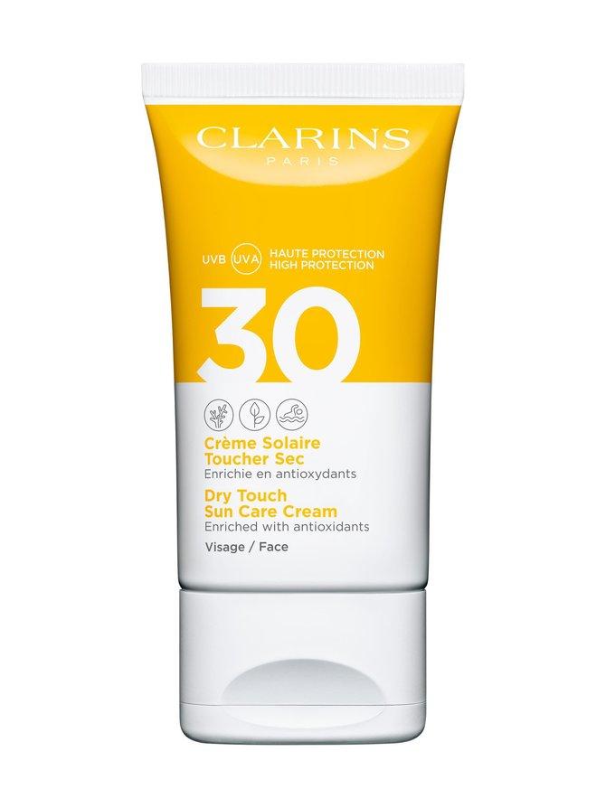 Dry Touch Sun Care Cream for Face SPF 30 -aurinkosuojavoide kasvoille 50 ml