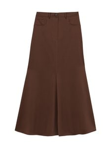 Nanushka - Magnolia Skirt -hame - BROWN | Stockmann