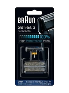 Braun - 31B-vaihtoterä ja teräverkko - null | Stockmann