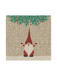 Paper+Design - Happy Santas -servetti 24 cm - MULTI-COLOUR | Stockmann