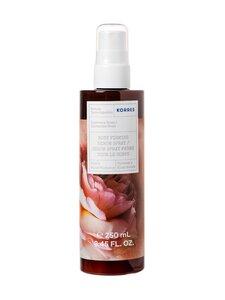 Korres - Cashmere Rose Sculpt Firming Body Butter Spray -seerumisuihke 250 ml | Stockmann