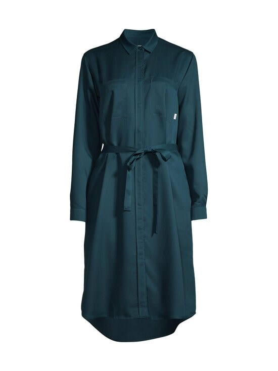 Makia - Aava-paitamekko - 790 DARK TEAL | Stockmann - photo 1