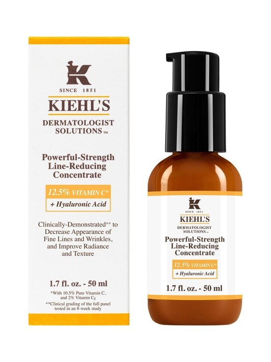 Kiehl's - Powerful-Strenght Line-Reducing Concentrate 12,5 % -hoitotiiviste 50 ml | Stockmann - photo 2