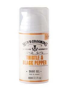 The Scottish Fine Soaps - Thistle & Black Pepper -parranajogeeli 100 ml | Stockmann