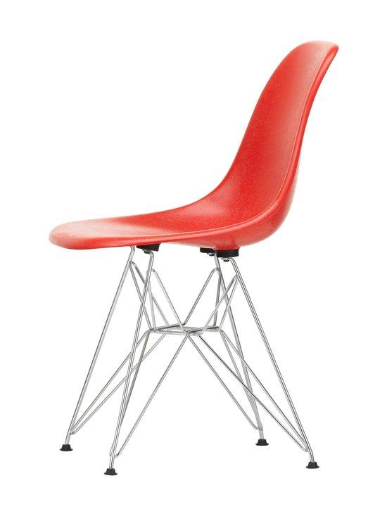 Vitra - Eames DSR Fiberglass -tuoli - 01 CHROME/CLASSIC RED 09   Stockmann - photo 2