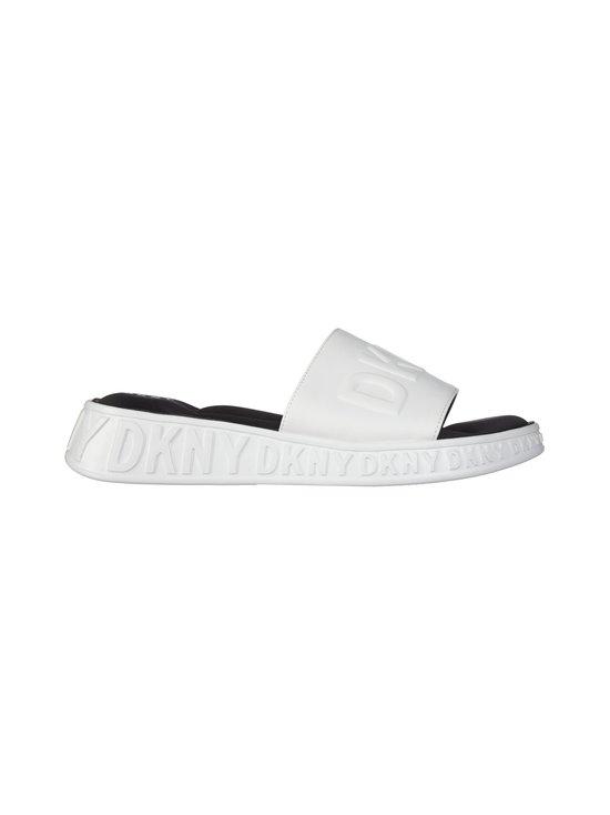 Dkny - Mara Slide -sandaalit - WHT WHITE | Stockmann - photo 1