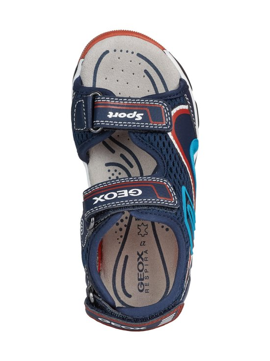 Geox - Android Boy -sandaalit - C0735 NAVY RED | Stockmann - photo 3
