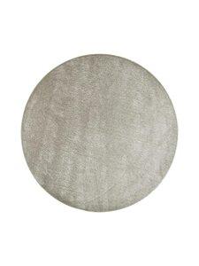 VM-Carpet - Satine-matto ø 133 cm - 850 GREY   Stockmann