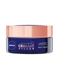 NIVEA - Cellular Hyaluron Filler + Elasticity-Reshape Night Cream -yövoide 50 ml | Stockmann