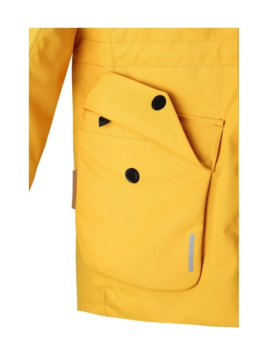 Reima - Reimatec Naapuri -parka - 2420 WARM YELLOW | Stockmann - photo 4