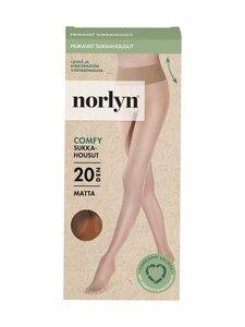 Norlyn - Comfy Matt 20 den -sukkahousut - 9203 SAND | Stockmann