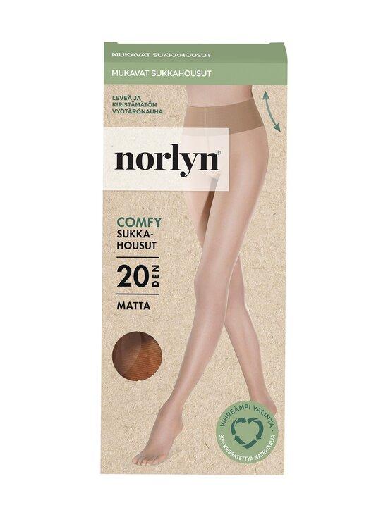 Norlyn - Comfy Matt 20 den -sukkahousut - 9203 SAND   Stockmann - photo 1