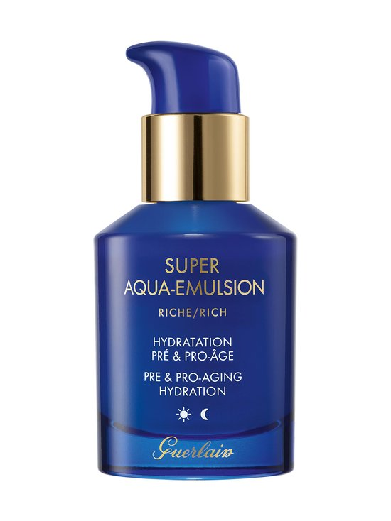 Guerlain - Superaqua Rich Emulsio Pump -kasvoemulsio 50 ml - NOCOL | Stockmann - photo 1