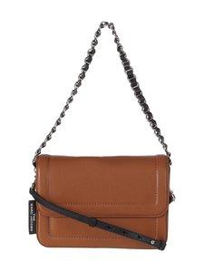 Marc Jacobs - The Cushion Bag -nahkalaukku - 210 BROWN   Stockmann