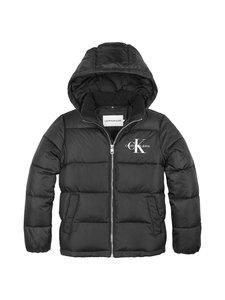 Calvin Klein Kids - Essential Puffer Jacket -toppatakki - BAE BLACK BEAUTY | Stockmann